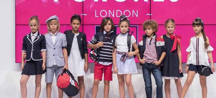 Lion of Porches en FIMI Kids Fashion Week 2017