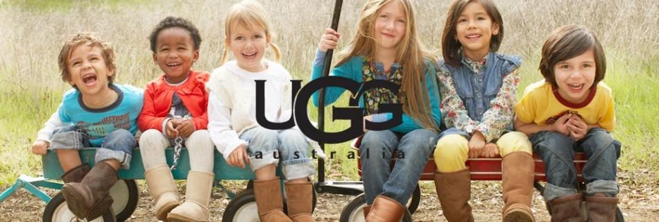 """UGG Kids, las botas must-have del invierno en versión """"mini"""""""