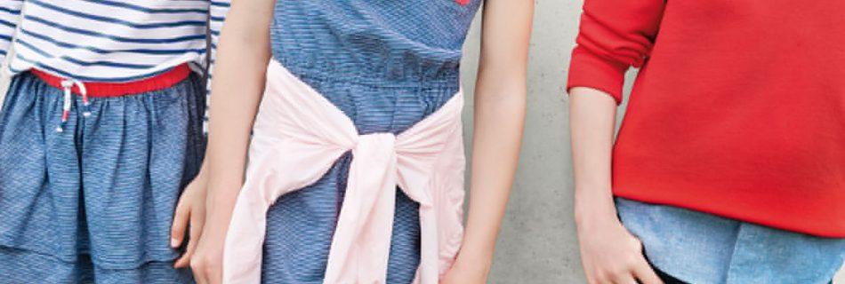 La nueva colección primavera/verano 2018 de Lacoste for kids