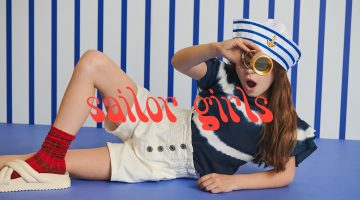 Sailor Girls Dixie