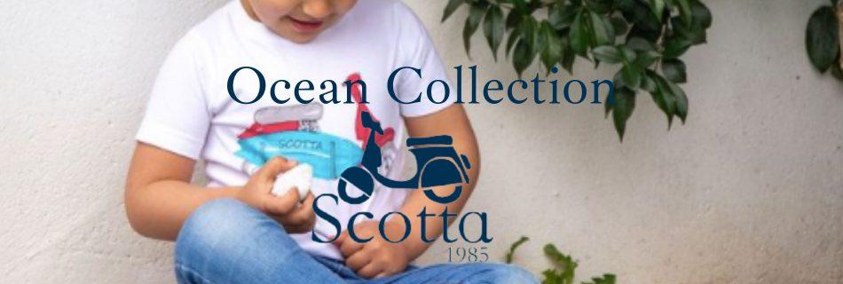 Vive un verano a orillas del mar con Ocean Collection de Scotta 1985