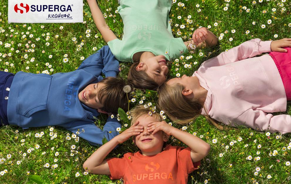 Superga Kidswear Icon